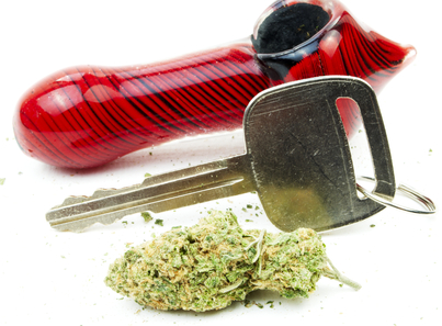 Marijuana-DUI Traffic Collisions